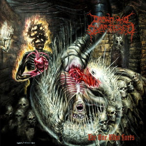 "DRAWN AND QUARTERED ""The One Who Lurks"" (CD)"