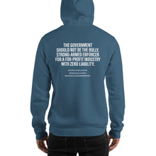 Load image into Gallery viewer, Bully-Strong-Armed - Hooded Sweatshirt