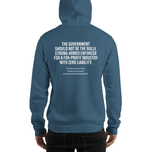 Bully-Strong-Armed - Hooded Sweatshirt