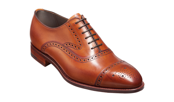 Lerwick - Antique Rosewood Calf