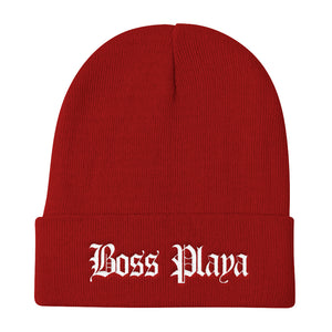 BOSS PLAYA APPAREL Knit Beanie
