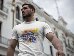 NEW Special Design for Night Rod Lovers Short-Sleeve T-Shirt for Men!