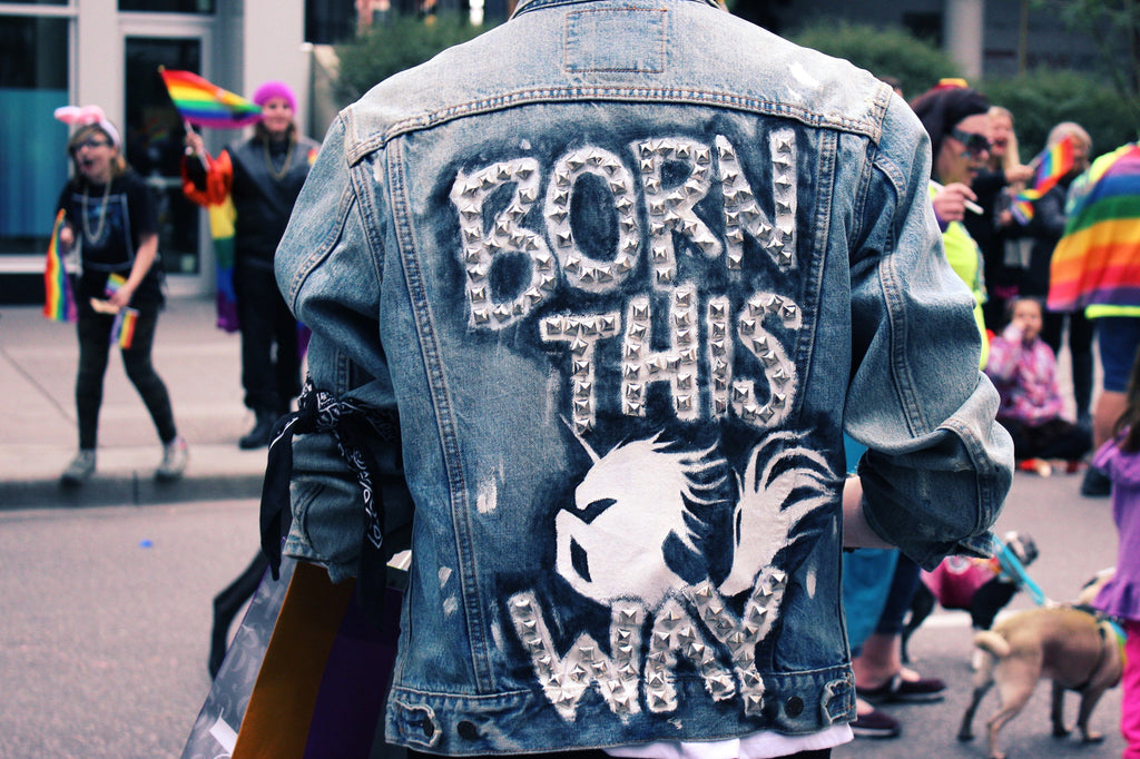 Perfect Gift for Mom: Customized Denim Jackets