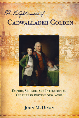 Book cover with image of Colden and young boy with title
