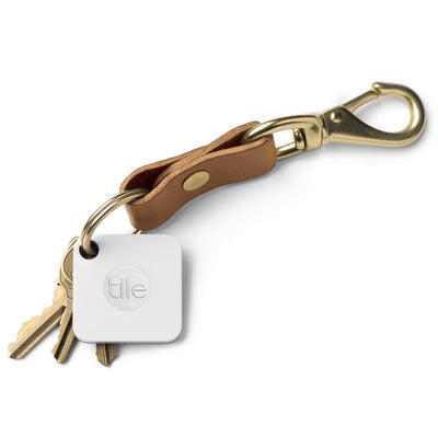 Tile Mate - Key Finder. Phone Finder. Anything Finder - 1 Pack - White Elephant Gift