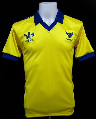 Oxford United 1981-82 Home Shirt
