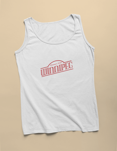 Retro Winnipeg Tank Top