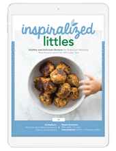 Load image into Gallery viewer, Inspiralized Littles: Healthy and Delicious Recipes for Baby Led Weaning That Parents and Kids Will Love, Too