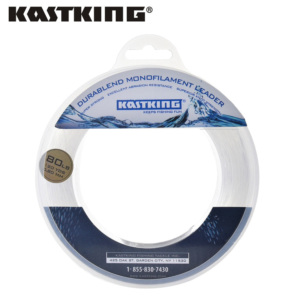 Nylon 110m KastKing 0.40-1.40mm 20-200LB