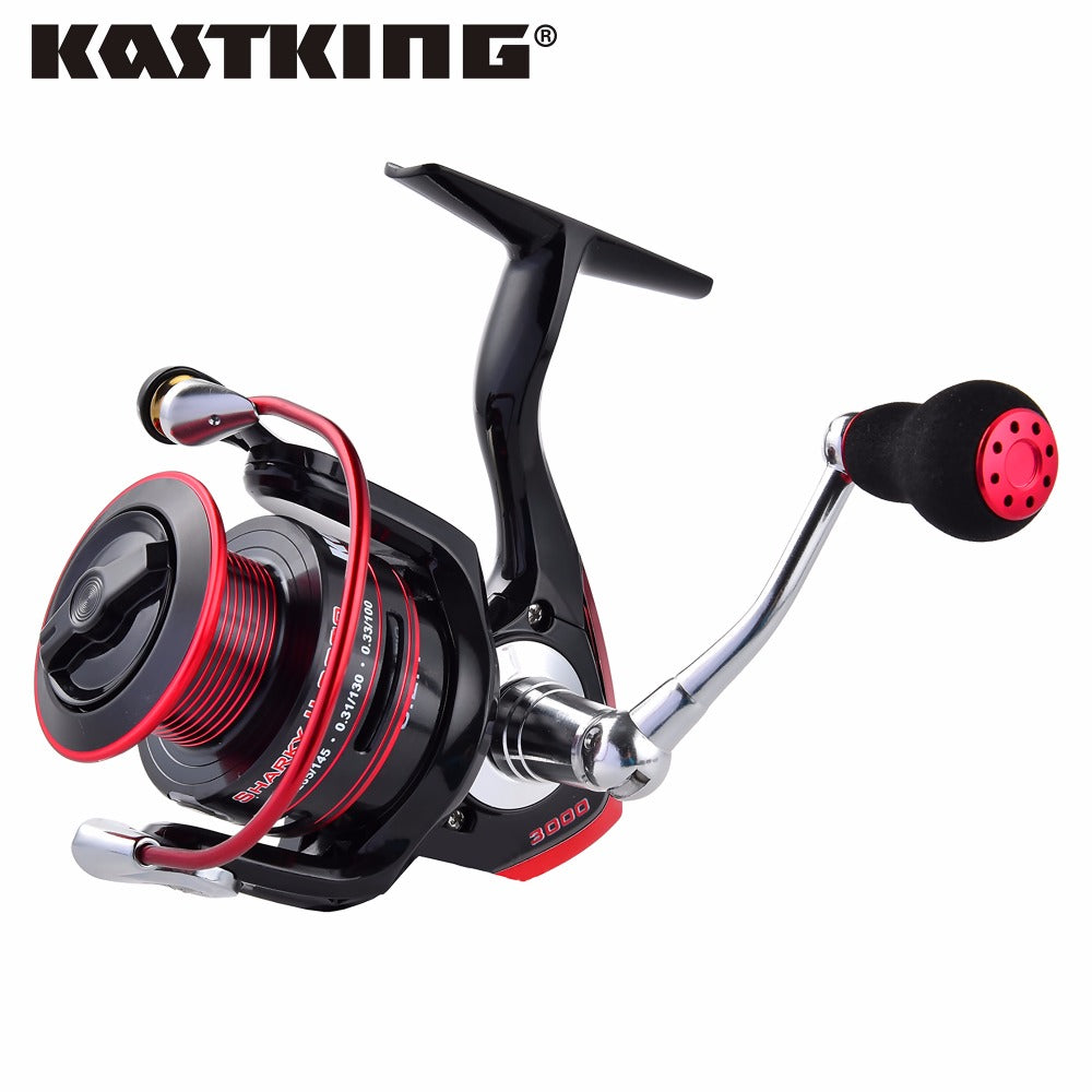 Moulinet spinning KastKing Sharky II
