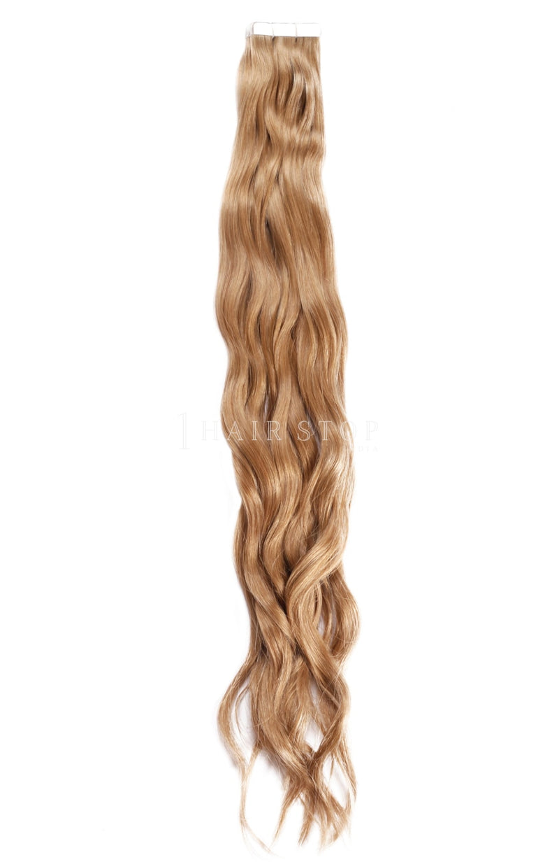 Tape Extensions blonde
