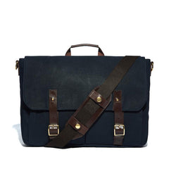 Stanton Wax Messenger | Buy MEN - BAGS - DUFFELS Products Online With the Best Deals at Anbmart.com.au!