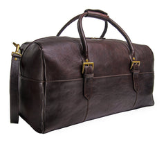 Hidesign Charles Leather Cabin Travel Duffle Weekend Bag | Buy MEN - BAGS - DUFFELS Products Online With the Best Deals at Anbmart.com.au!