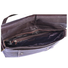 Hidesign Aiden Medium Leather Messenger Cross Body Bag | Buy MEN - BAGS - CROSSBODY Products Online With the Best Deals at Anbmart.com.au!