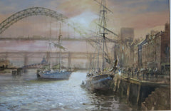 The Tall Ships on The Tyne