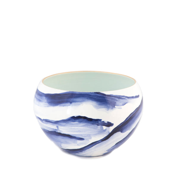 Swish Alps Small Belly Bowl