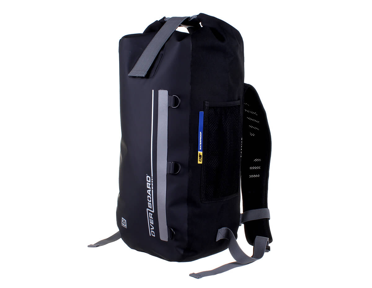OverBoard Waterproof Classic Backpack 20 Litres | AOB1141BLK