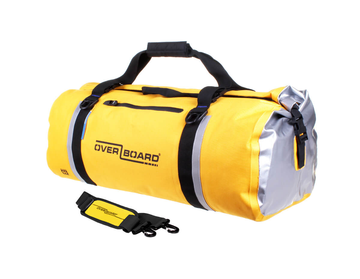 OverBoard Classic Waterproof Duffel Bag - 60 Litres | AOB1151Y