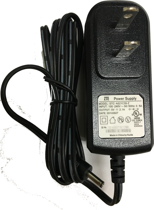 ZTE WF721 Power Supply