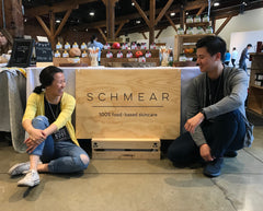 Artist Story: Kitty and Jeffrey of SCHMEAR Naturals