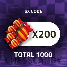 Bundle of 1000 Candies codes for Dota Auto Chess
