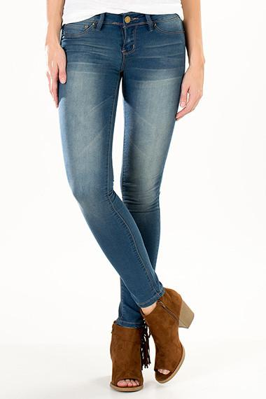 essential super soft skinny jean style - by YMI - available at rkcollections.myshopify.com -  - Jeans