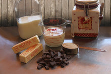 Load image into Gallery viewer, Dark Chocolate Walnut Fudge Buy 1 LB get 1/2 LB of Chocolate Fudge FREE!
