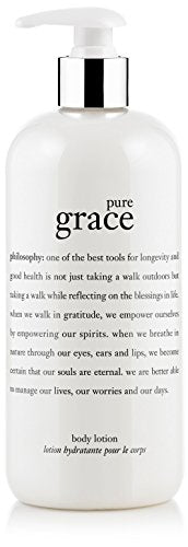 Philosophy Pure Grace Body Lotion, 16 Ounces