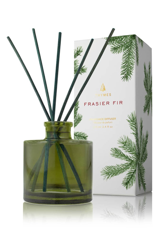 Thymes Frasier Fir - Heritage Reed Diffuser Petite 4oz