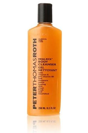 Peter Thomas Roth Mega-Rich Body Cleanser Gel, 8.5 Fluid Ounce