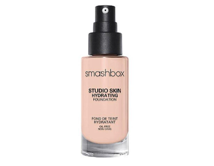 Smashbox Studio Skin 15 Hour Wear Hydrating Foundation, 0.5, 1 Fluid Ounce