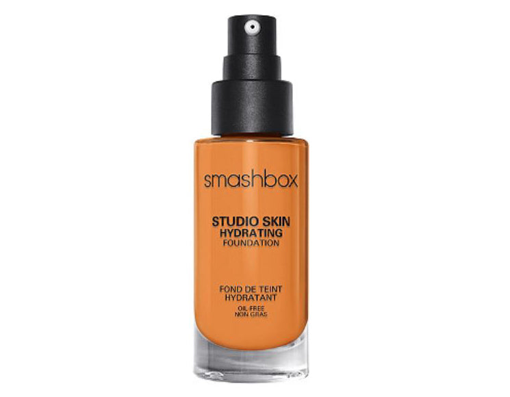 Smashbox Studio Skin 15 Hour Wear Hydrating Foundation, 4.0, 1 Fluid Ounce