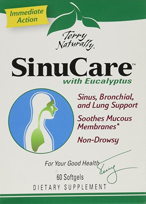 Terry Naturally SinuCare