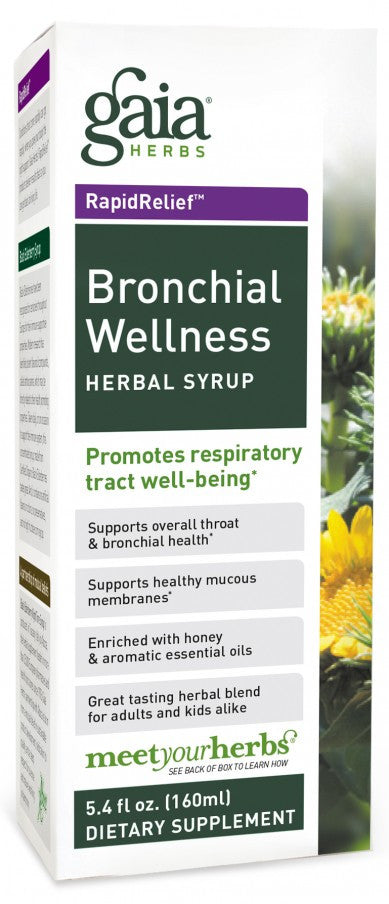 Gaia Herbs Bronchial Wellness