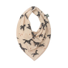 Load image into Gallery viewer, Bandana Bib-Wildhorses