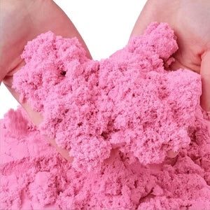 Kinetic Sand - oddly satisfying slime