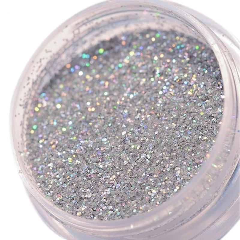 Stardust Glitter - oddly satisfying slime