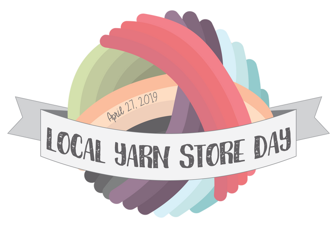 "Local Yarn Store Day (""LYS Day"") is April 27!"