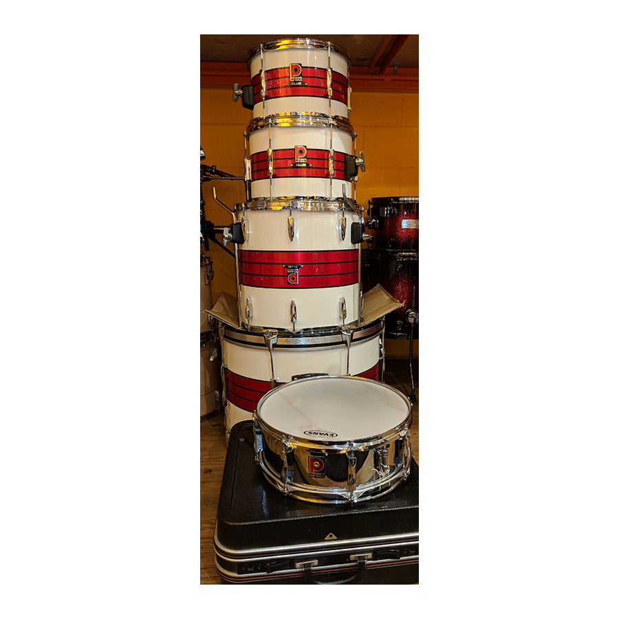 1981 Premier Club Drum Kit (Made in England)