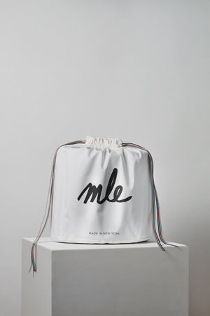 MLE Leather 706 Bucket Bag Dust Bag
