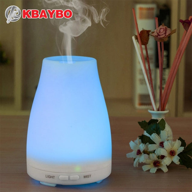 LED Lights Oil Diffuser - Itstechy.com