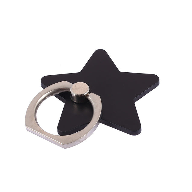 Universal Grip Support Cell Phone Stand Finger Ring Mount Stars 360 Degree Rotation Supplies Accessories Mobile Phone Holder - Itstechy.com