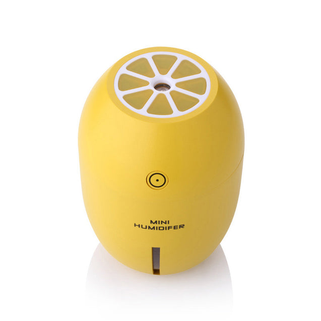 USB Humidifier Lemon Humidifier Diffuser Essential Oil Diffuser 180ML Car USB Diffuser Portable Mini USB Humidifier - Itstechy.com