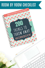 Load image into Gallery viewer, Declutter Challenge: 200 Things to Throw away
