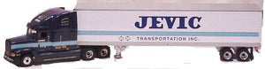 Jevic Freightliner Tractor Traile