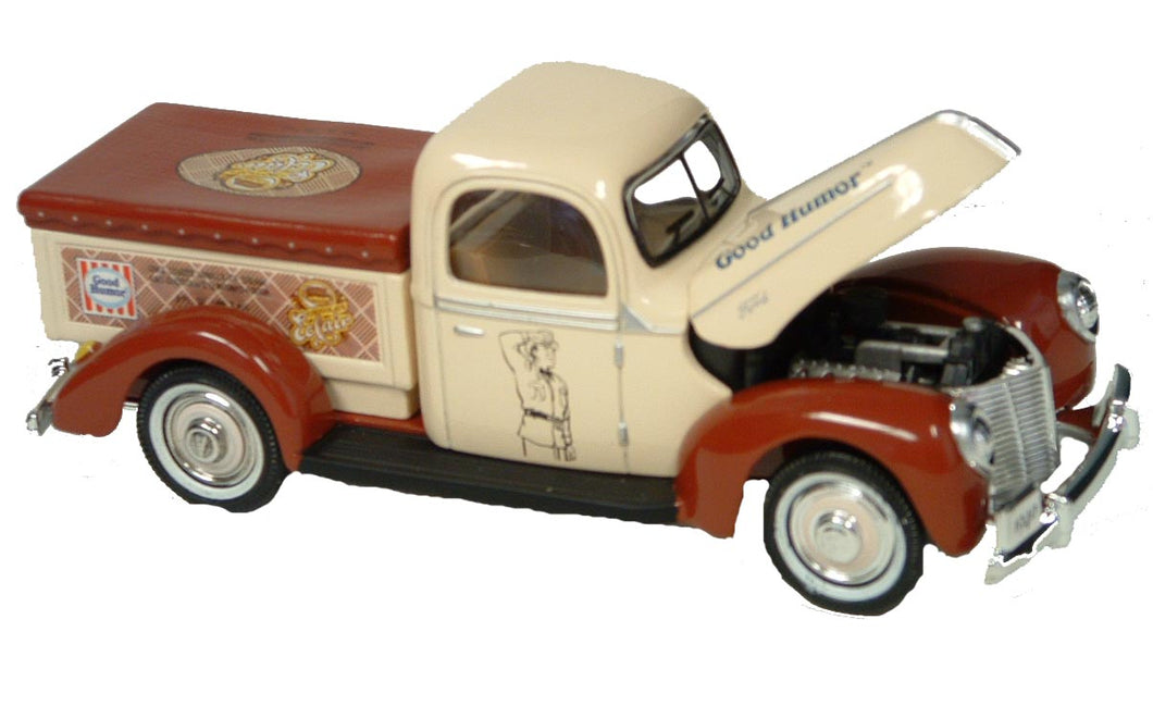 1940 Good Humor Ice Cream Pick Up Truck