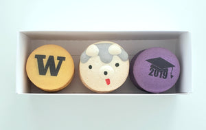 UW Graduation 1/2 Dozen Gift Box