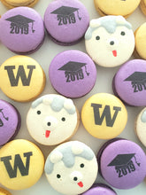Load image into Gallery viewer, UW Graduation 1/2 Dozen Gift Box
