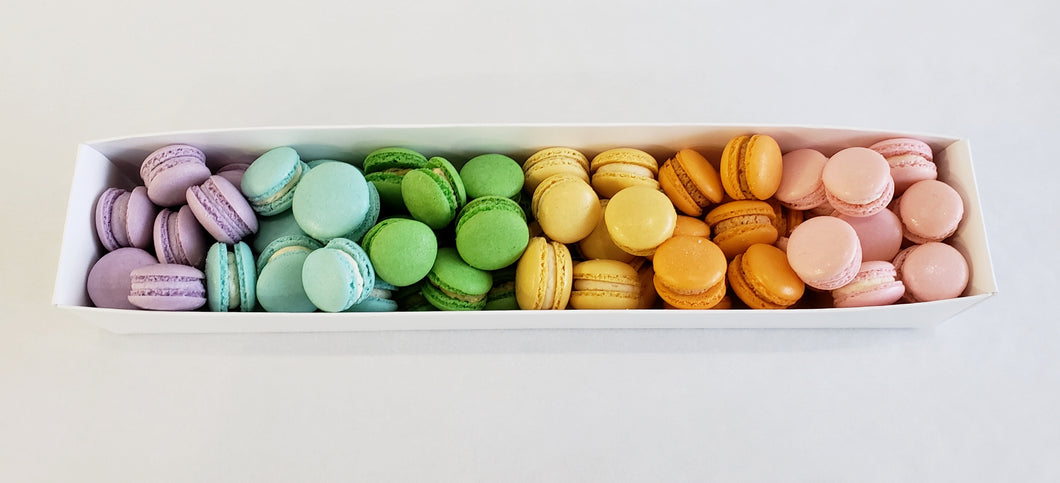Mini Macarons Large box