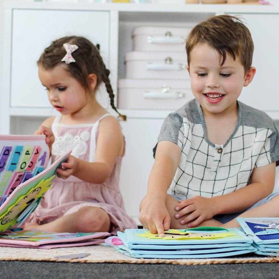 Five Ways Busy Books Help Build Your Youngster's Brain